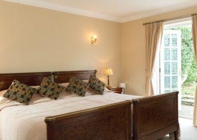 Tyddyn Llan - garden suite