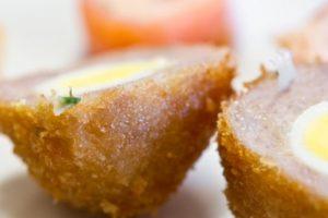 Tyddyn Llan - food
