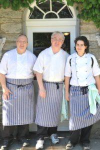The kitchen trio