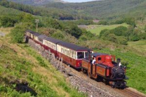 Blaenau Ffestiniog railway